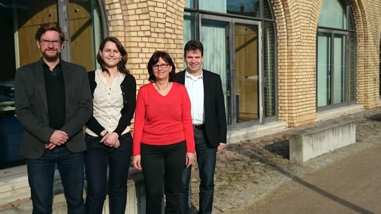 Team Regionalmanagement der LAG Havelland